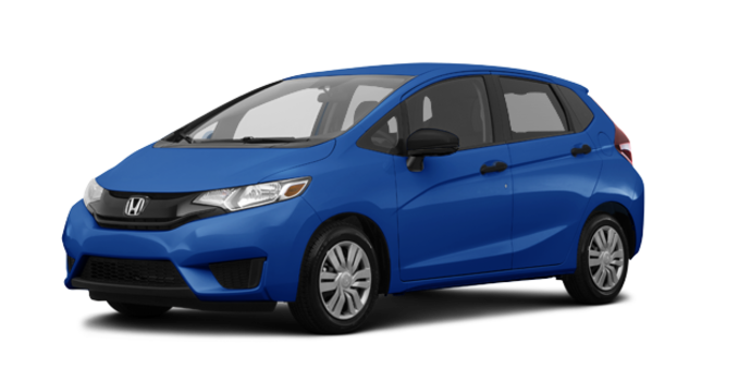 2016 Honda Fit DX | Photo 6 | Aegean Blue Metallic
