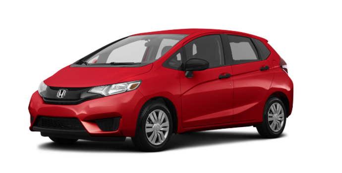 2016 Honda Fit DX | Photo 6 | Milano red