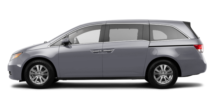 2016 Honda Odyssey EX-L RES | Photo 4 | Lunar Silver Metallic