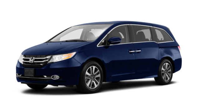 2016 Honda Odyssey TOURING | Photo 6 | Obsidian Blue Pearl
