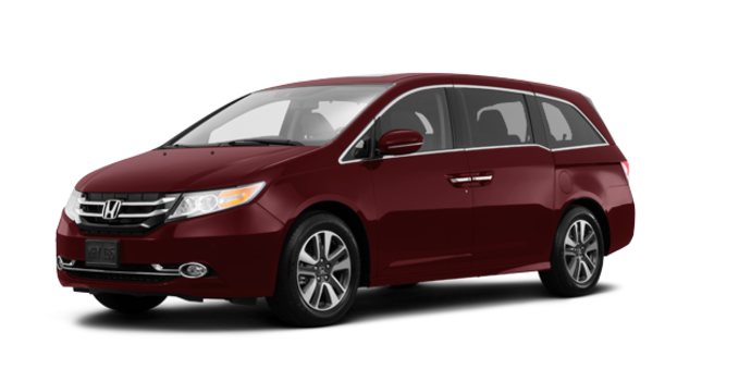 2016 Honda Odyssey TOURING | Photo 6 | Deep Scarlet Pearl