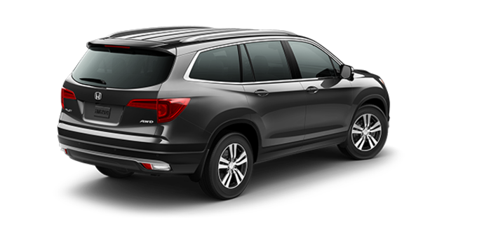 2016 Honda Pilot EX-L NAVI | Photo 5 | Modern Steel Metallic