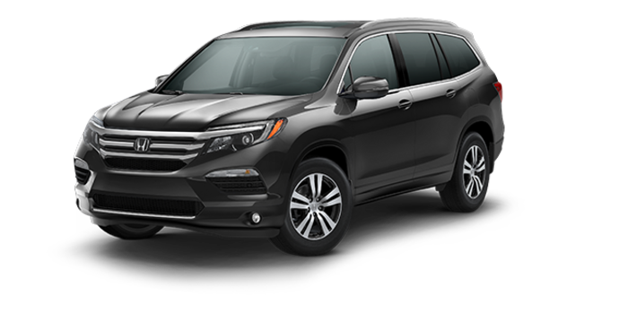 2016 Honda Pilot EX-L NAVI | Photo 6 | Modern Steel Metallic