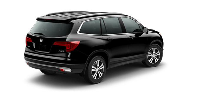 2016 Honda Pilot EX-L NAVI | Photo 5 | Crystal Black Pearl