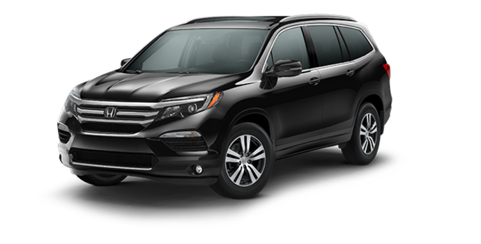 2016 Honda Pilot EX-L NAVI | Photo 6 | Crystal Black Pearl