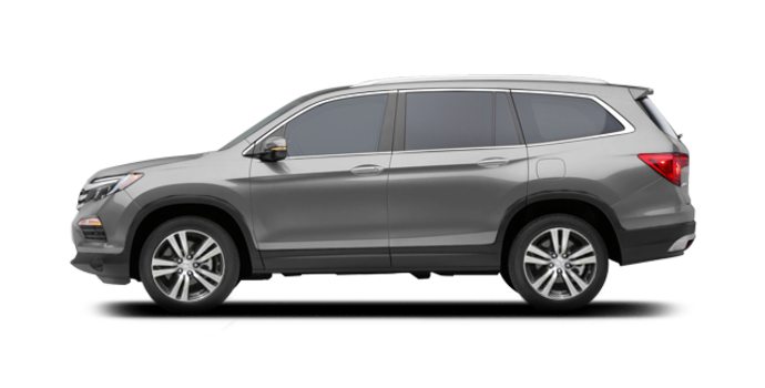 2016 Honda Pilot EX | Photo 4 | Lunar Silver Metallic