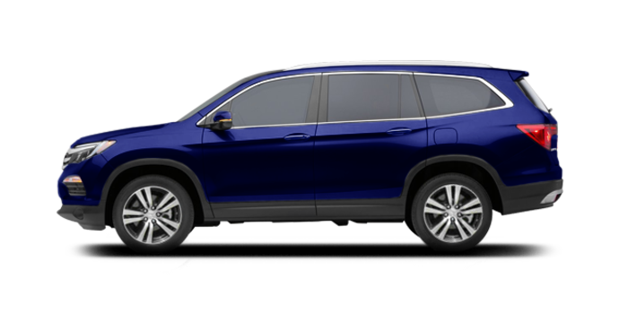 2016 Honda Pilot EX | Photo 4 | Obsidian Blue Pearl