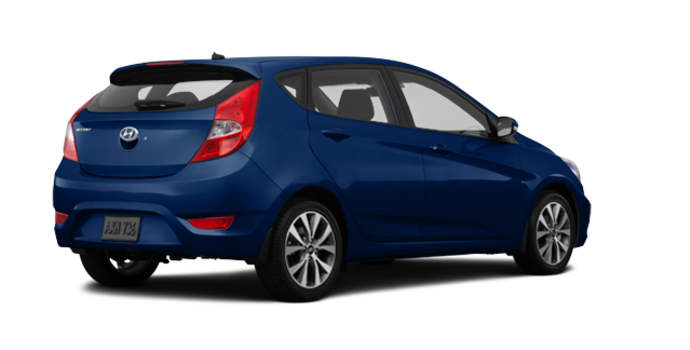 2016 Hyundai Accent 5 Doors GLS | Photo 5 | Pacific Blue