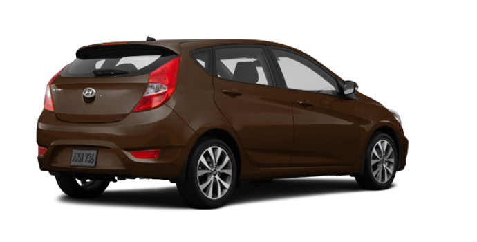 2016 Hyundai Accent 5 Doors GLS | Photo 5 | Coffee Bean