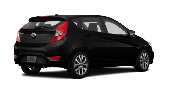 2016 Hyundai Accent 5 Doors GLS | Photo 5 | Ultra Black