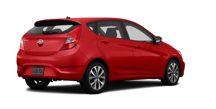 2016 Hyundai Accent 5 Doors GLS | Photo 5 | Boston Red