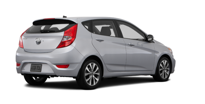 2016 Hyundai Accent 5 Doors GLS | Photo 5 | Ironman Silver