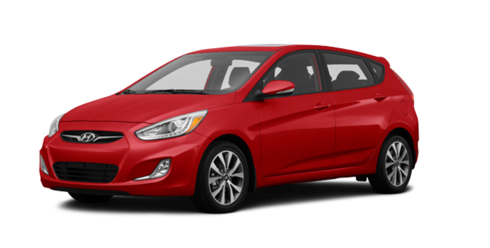 2016 Hyundai Accent 5 Doors GLS | Photo 6 | Boston Red