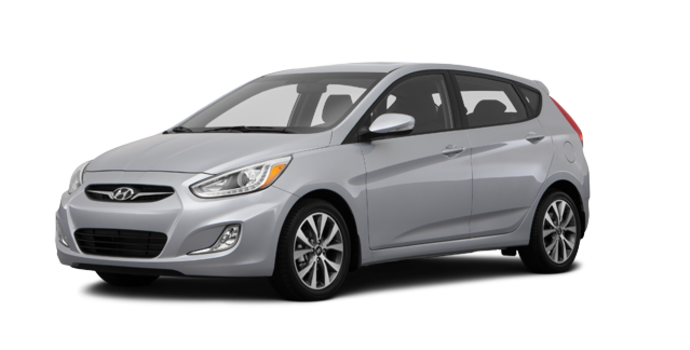 2016 Hyundai Accent 5 Doors GLS | Photo 6 | Ironman Silver