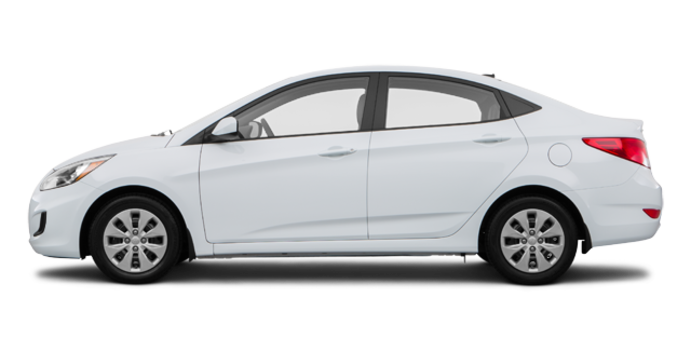 2016 Hyundai Accent Sedan LE | Photo 4 | Century White