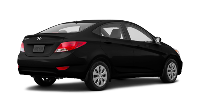2016 Hyundai Accent Sedan LE | Photo 5 | Ultra Black