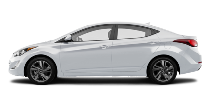 2016 Hyundai Elantra GLS | Photo 4 | Monaco White