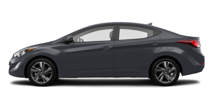 2016 Hyundai Elantra GLS | Photo 4 | Titanium Grey Metallic
