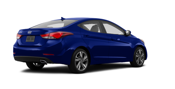 2016 Hyundai Elantra GLS | Photo 5 | Windy Sea Blue