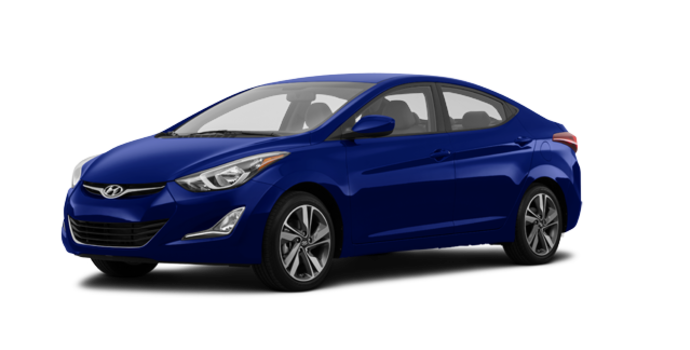 2016 Hyundai Elantra GLS | Photo 6 | Windy Sea Blue