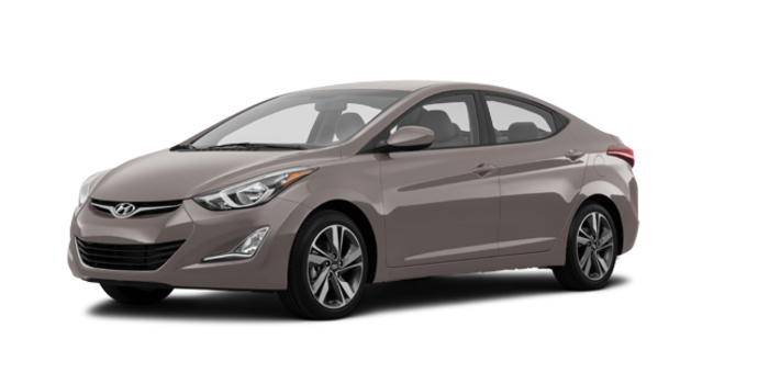2016 Hyundai Elantra GLS | Photo 6 | Sandy Bronze