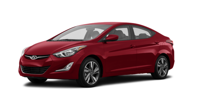 2016 Hyundai Elantra GLS | Photo 6 | Geranium Red