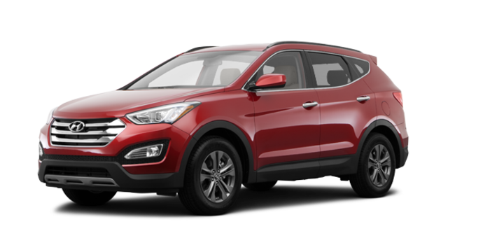 2016 Hyundai Santa Fe Sport 2.4 L PREMIUM | Photo 6 | Serrano Red