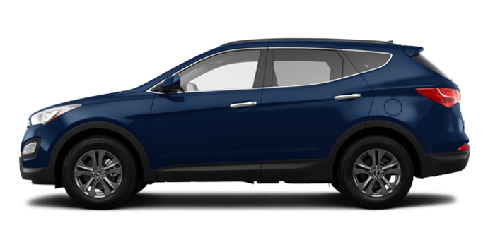 2016 Hyundai Santa Fe Sport 2.4 L FWD | Photo 4 | Marlin Blue