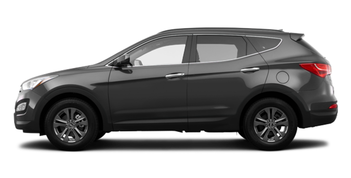 2016 Hyundai Santa Fe Sport 2.4 L FWD | Photo 4 | Platinum Graphite