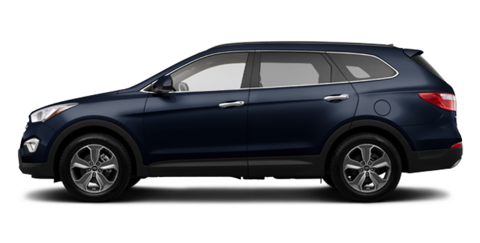 2016 Hyundai Santa Fe XL PREMIUM | Photo 4 | Night Sky Pearl