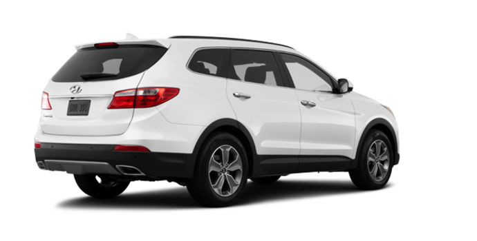 2016 Hyundai Santa Fe XL PREMIUM | Photo 5 | Monaco White