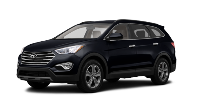 2016 Hyundai Santa Fe XL PREMIUM | Photo 6 | Becketts Black