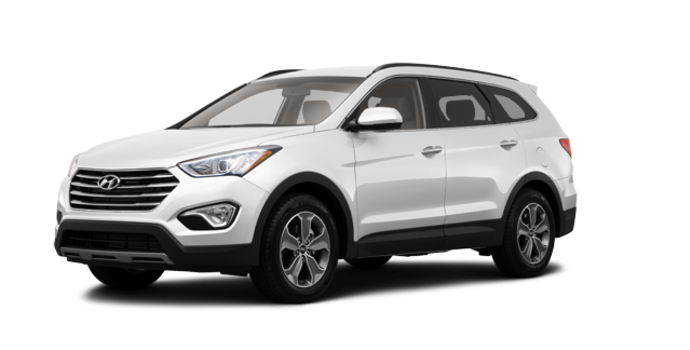 2016 Hyundai Santa Fe XL PREMIUM | Photo 6 | Monaco White