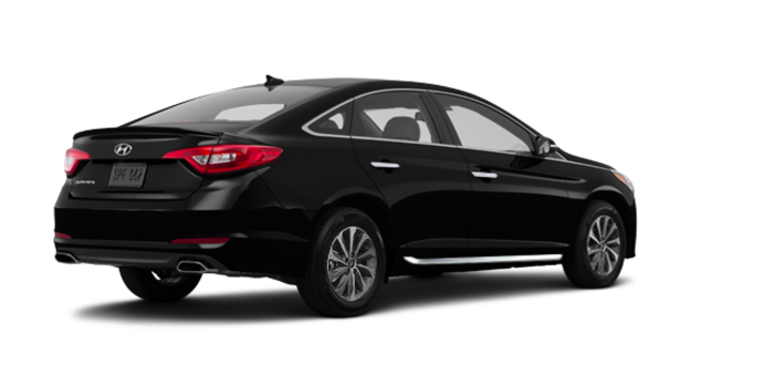 2016 Hyundai Sonata SPORT TECH | Photo 5 | Black Pearl