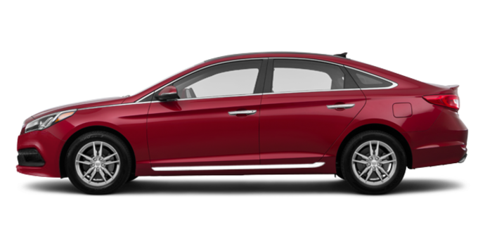 2016 Hyundai Sonata SPORT ULTIMATE | Photo 4 | Venetian Red