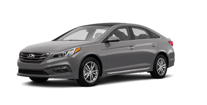 2016 Hyundai Sonata SPORT ULTIMATE | Photo 6 | Platinum Silver
