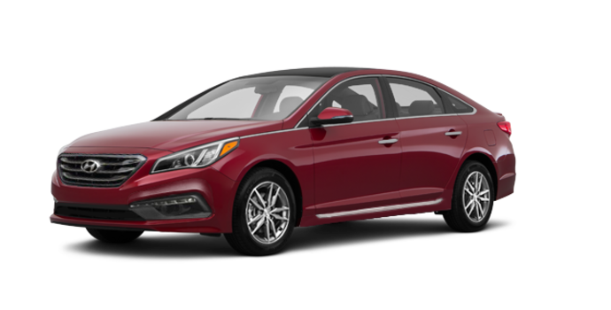2016 Hyundai Sonata SPORT ULTIMATE | Photo 6 | Venetian Red