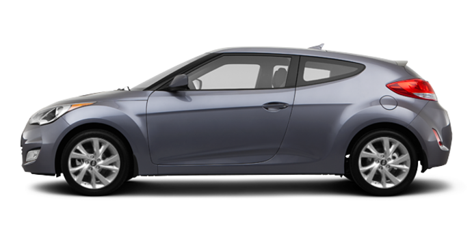 2016 Hyundai Veloster BASE | Photo 4 | Triathlon Grey