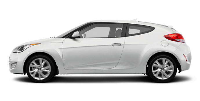 2016 Hyundai Veloster BASE | Photo 4 | Century White
