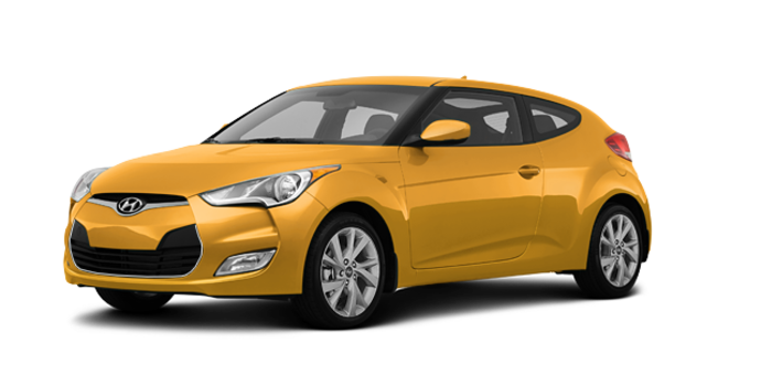 2016 Hyundai Veloster BASE | Photo 6 | Sunflower Yellow