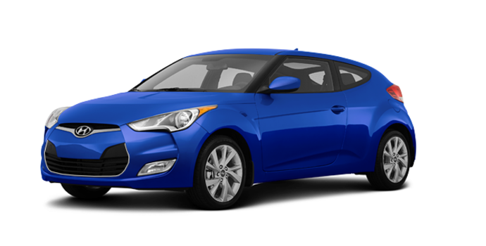 2016 Hyundai Veloster BASE | Photo 6 | Pacific Blue