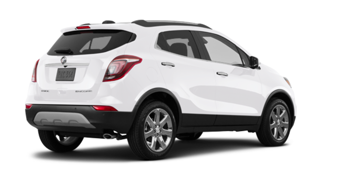 2017 Buick Encore ESSENCE | Photo 5 | White Frost