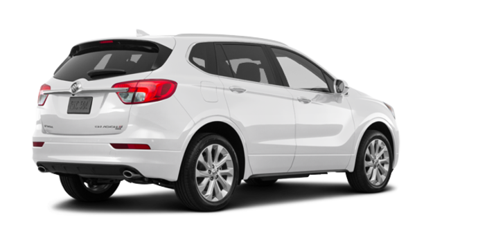 2017 Buick Envision Premium II | Photo 5 | Summit White