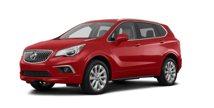2017 Buick Envision Premium II | Photo 6 | Chili Red Metallic