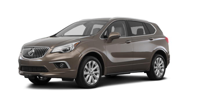 2017 Buick Envision Premium II | Photo 6 | Bronze Alloy Metallic