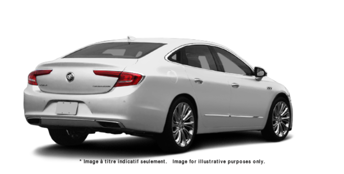 2017 Buick LaCrosse BASE | Photo 5 | Summit White