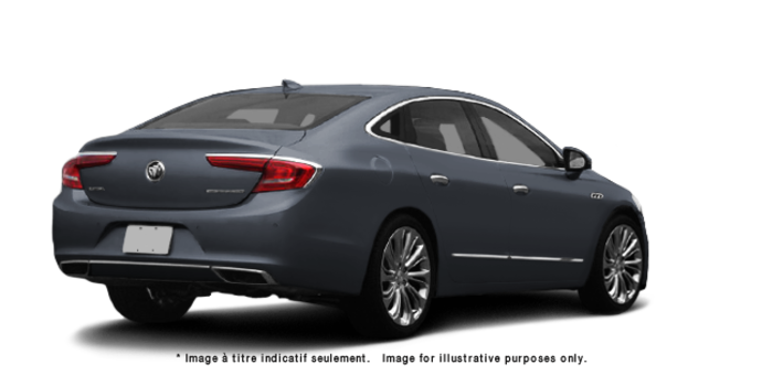 2017 Buick LaCrosse BASE | Photo 5 | Graphite Grey Metallic