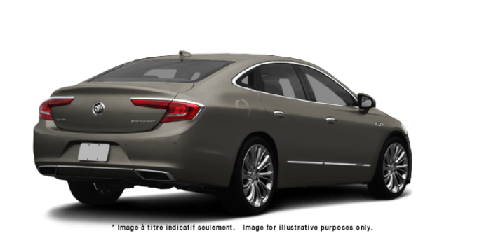 2017 Buick LaCrosse BASE | Photo 5 | Pepperdust Metallic
