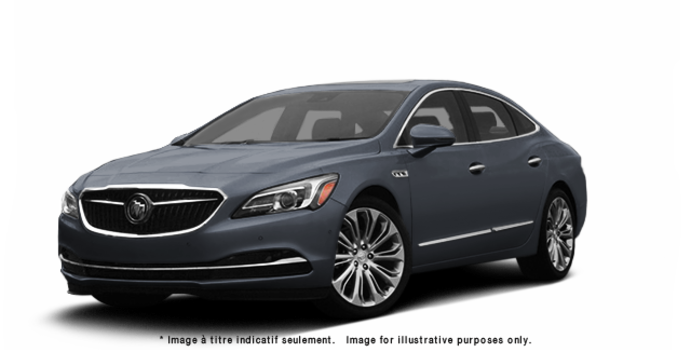 2017 Buick LaCrosse BASE | Photo 6 | Graphite Grey Metallic