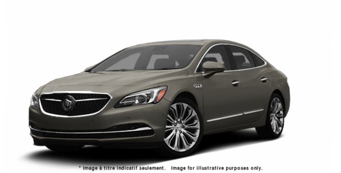 2017 Buick LaCrosse BASE | Photo 6 | Pepperdust Metallic